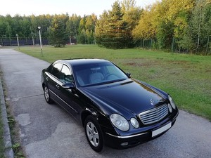 Mercedes E-class (2004)