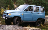 УАЗ-3160 - взгляд изнутри