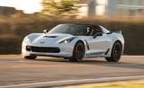 Chevrolet Corvette - тест сдан!