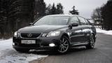 Управляемость Lexus GS 300
