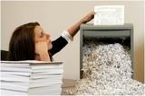 Утилизация документации
