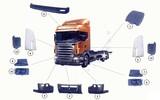 Запчасти для грузовиков Скания