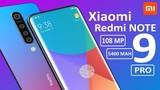 Китайский смартфон Redmi Note 9 Pro