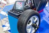 Как правильно балансировать колеса?