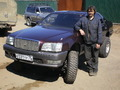 Раллийный прототип С. Рогова