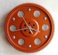 Часы. Приводная пластина, диаметр 270 мм.