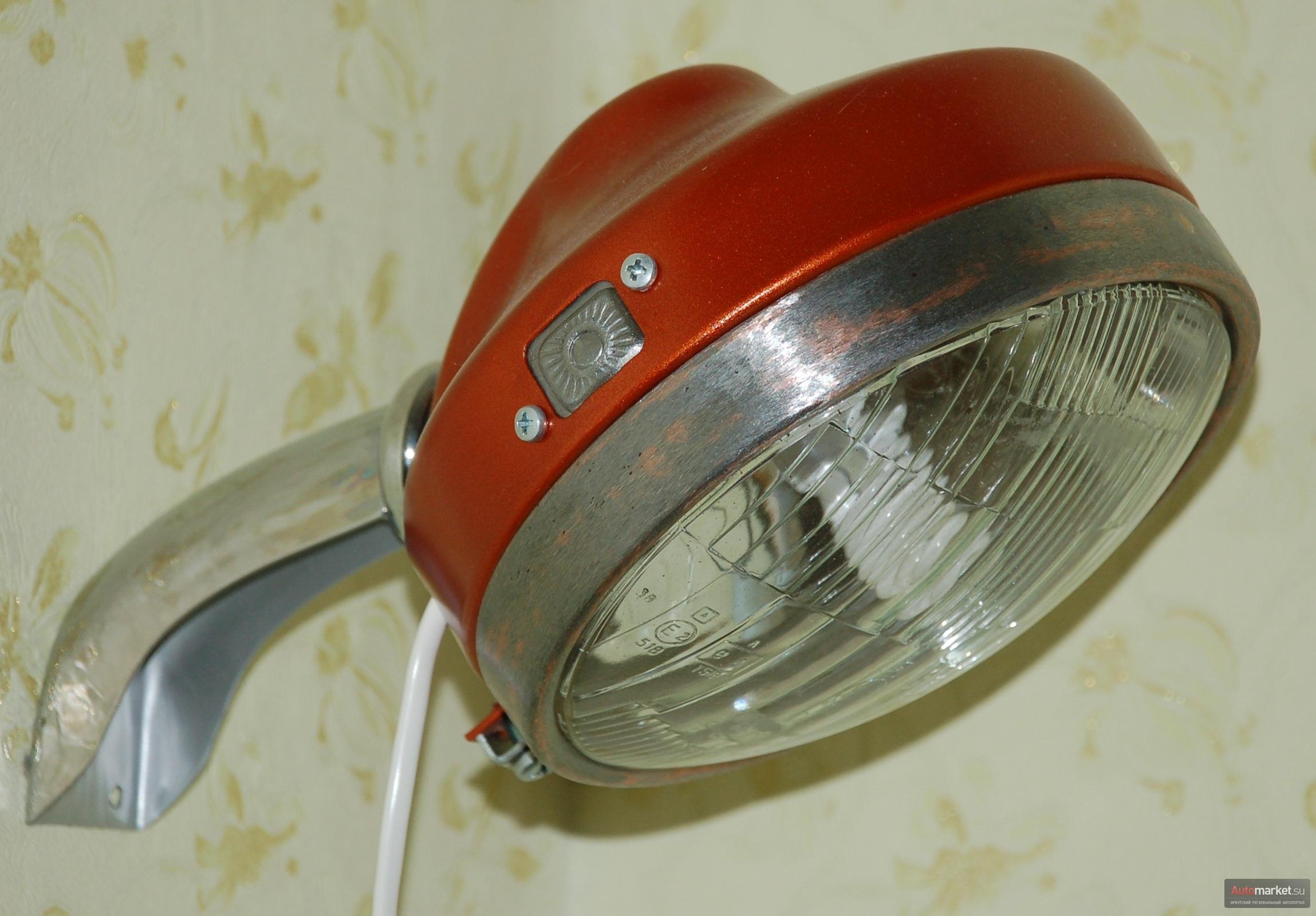 Замена штатного света на скутере DRIVE 2 79