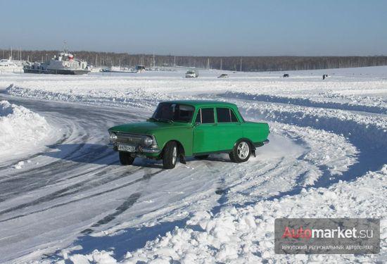 GT – Зимник 2011. Первый этап