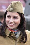 Девушки и БайкалМоторШоу