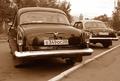 Выставка автомобильного ретро в Братске