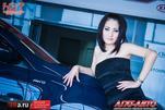 Мисс БайкалМоторШоу – фотосессия с Агат-Авто