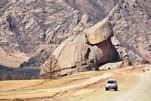 Путешествие в Монголию на Mazda CX-7 (2012)
