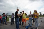 Дрэг-рейсинг-2012 в Иркутске. II этап