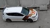 БМШ-2013: Toyota Caldina «Supercharged» Николая Звонкова