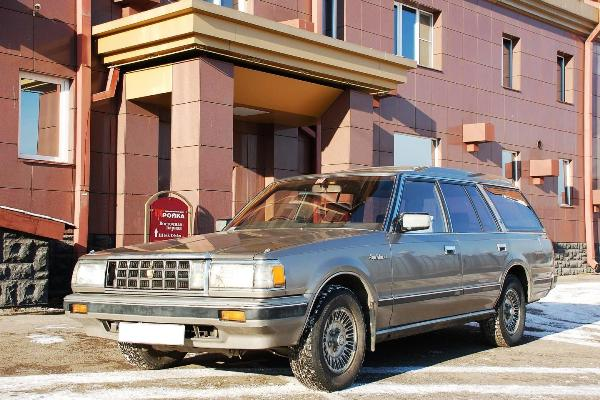 Toyota Crown Wagon