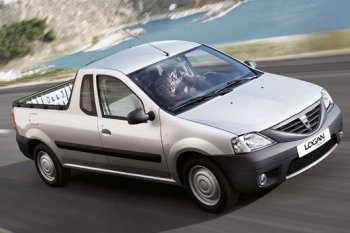 Renault Logan Pick-Up