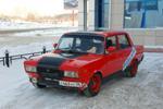 ВАЗ-2107 Евгения Иванова