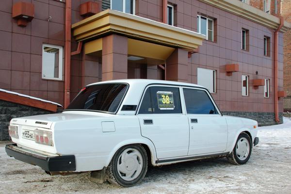 ВАЗ-2107 Артема Крюкова