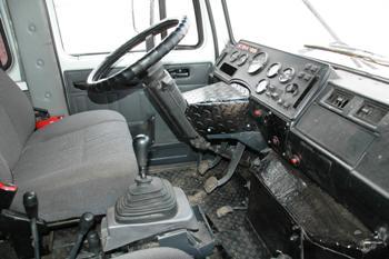 Снегоболотоход «Большая Машина Шефа»