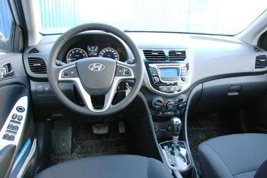 Hyundai Solaris в Иркутске