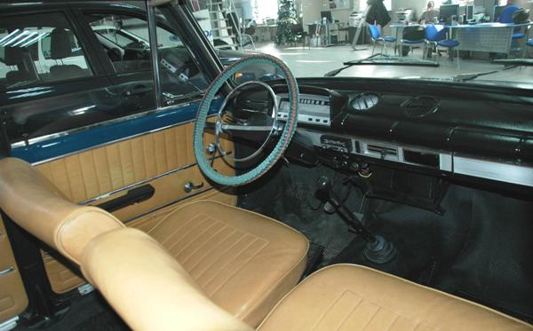 Реставрация ВАЗ-2101