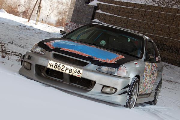 Honda Civic Владислава Киреева