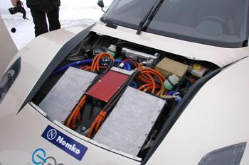 Рекорды скорости на электромобиле