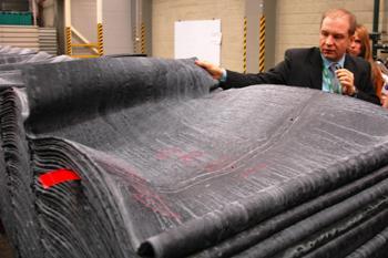 Завод Nokian Tyres во Всеволожске