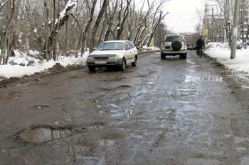 Дороги Иркутска