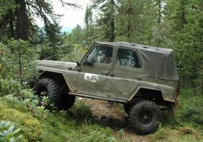УАЗ-469 «Глухарь»