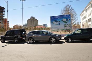 Путешествие из Иркутска в Улан-Батор на Mazda CX-7 (2012)