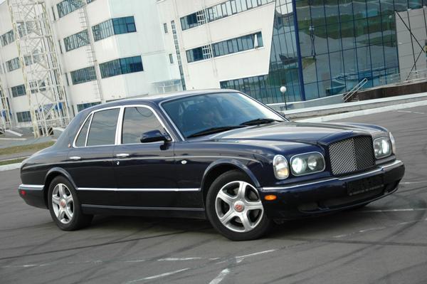 Bentley Arnage в Иркутске