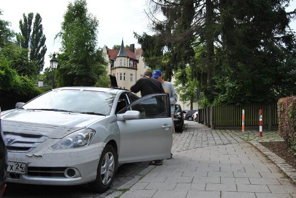 Из Красноярска в Европу на Toyota Caldina