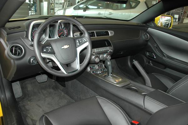 Chevrolet Camaro 2012 в Иркутске