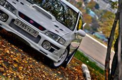 Subaru Impreza GC8 Type R «Белоснежка»