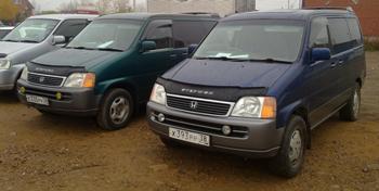 Honda Stepwgn в Иркутске