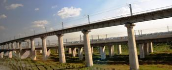 Скоростной поезд Шанхай – Пекин