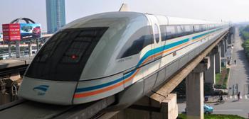 Скоростной поезд Maglev