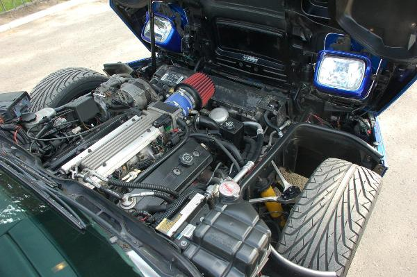Chevrolet Corvette в Иркутске