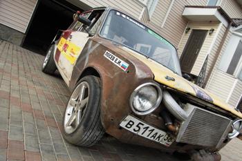 ВАЗ-2101 Drift
