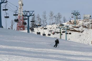 Горнолыжные курорты Иркутской области