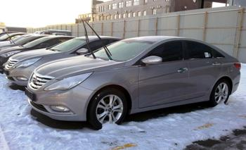 Автомобили second-hand в Иркутске: E- и F-класс