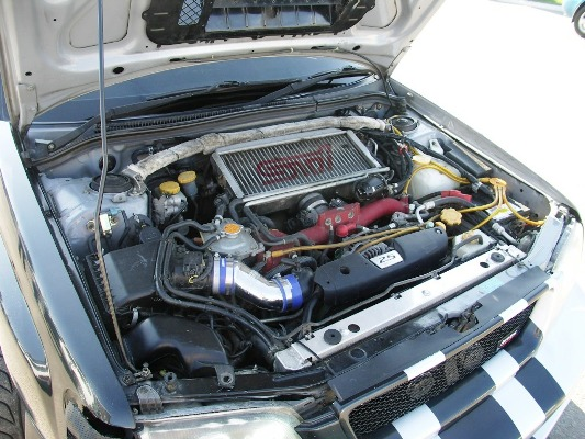 Subaru Forester Vengel