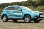 Mitsubishi ASX / Peugeot 3008