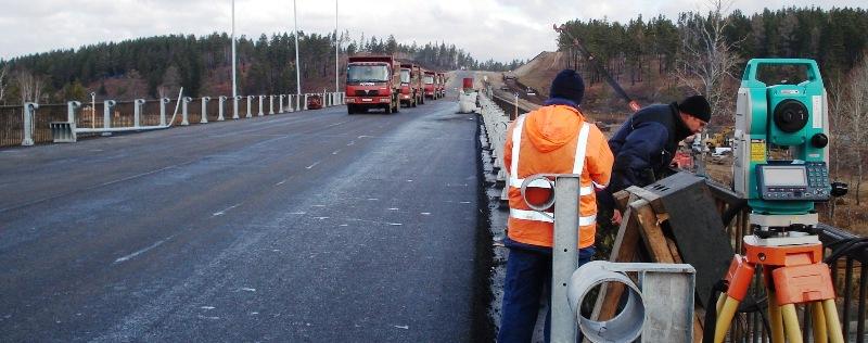 Объездная дорога Иркутска