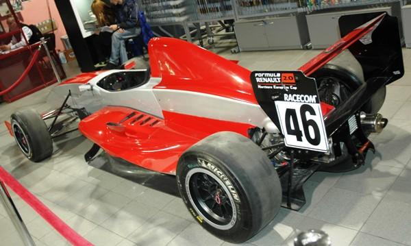 Болид Formula Renault