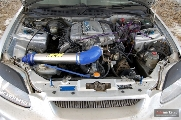 Honda Civic «POWER TECH»