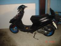 Honda Metis Motolife