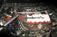 Honda Civic EF2 turbo 500 л.с.