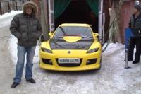 Mazda RX-8 2JZ 4wd
